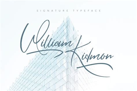 50 Signature Fonts To Improve Your Designs Inspirationfeed