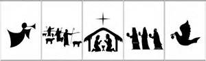 Home Decor Blogs Pinterest free printable nativity banner uncommon designs