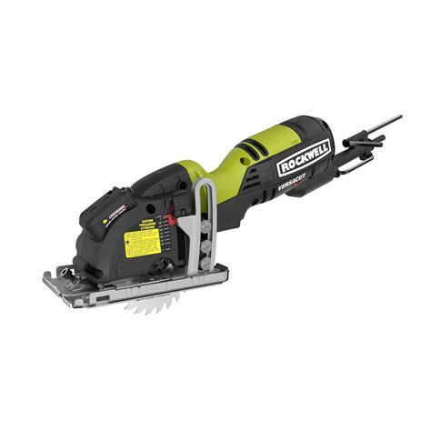rockwell versacut rk3440k mini circular saw review tools in rockwell versacut 4 amp mini circular saw rk3440k the