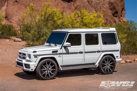 2015 Mercedes Benz G Class With 24 Quot Vellano Vrv In Custom