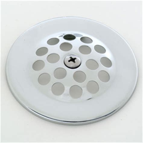 Bathtub Drain Cover Hair Bathtub Drain Trim Kits And Parts In Decorative Finishes