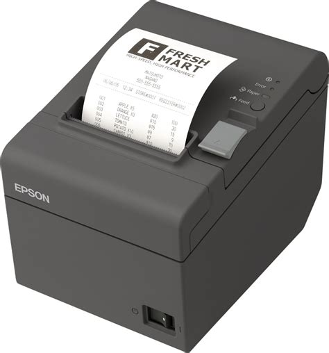 Printer Epson Tm T82 Usb Paralel epson tm t82 ii thermal receipt printer
