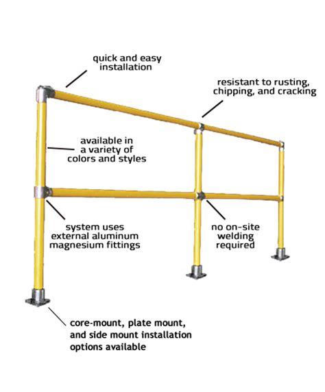handrail thickness modern handrail detail of an