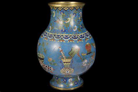 vasi cloisonne antique cloisonn 233 enamels 珍稀中国古董 景泰蓝 拉密东方古董艺廊