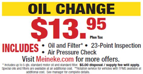 meineke change price meineke engine tune up 2017 2018 2019 ford price