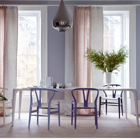 lilac dining room pastel colour schemes housetohome co uk