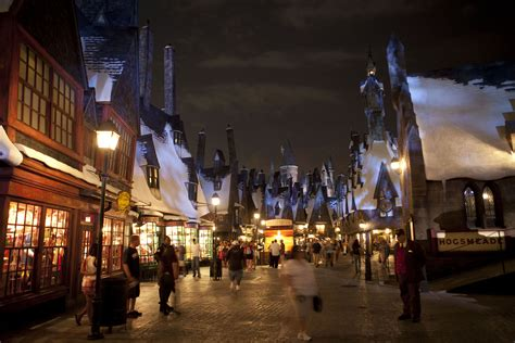 harry potter wizarding world more than a theme park harry potter comes alive at the