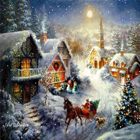 google images christmas scenes https s media cache ak0 pinimg com originals e7 bc da