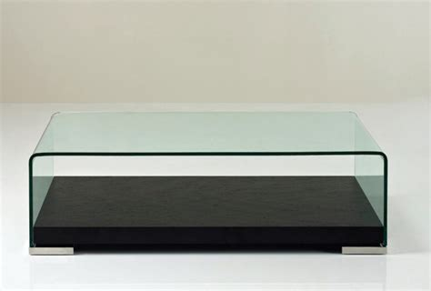 coffee table appealing contemporary glass coffee tables modrest aquarium modern glass coffee table