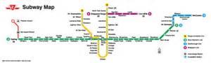 subway map toronto canada my