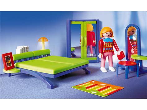 playmobil chambre parents playmobil maman avec chambre moderne