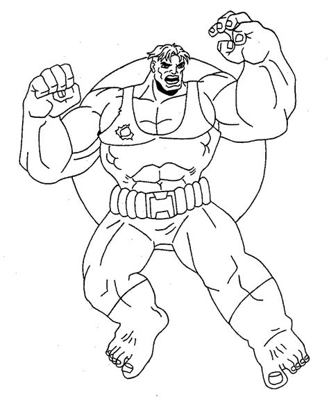 amazing coloring pages hulk printable coloring pages