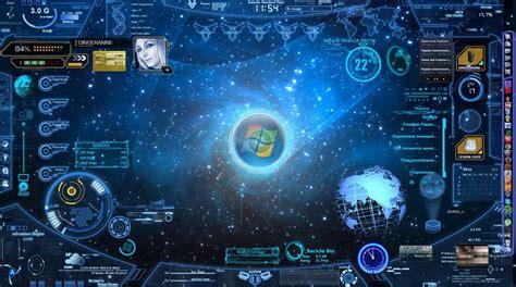 real futuristic real futuristic computer interface youtube