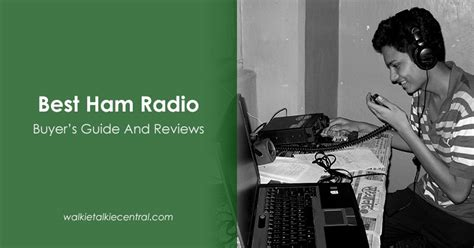 best ham radio best ham radio sep 2018 buyer s guide and reviews