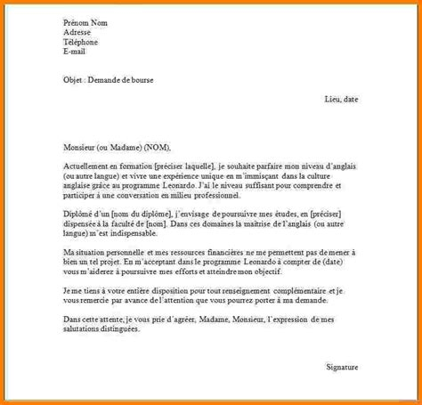 Lettre De Motivation De Asvp 10 Exemple De Lettre De Motivation Lettre Officielle