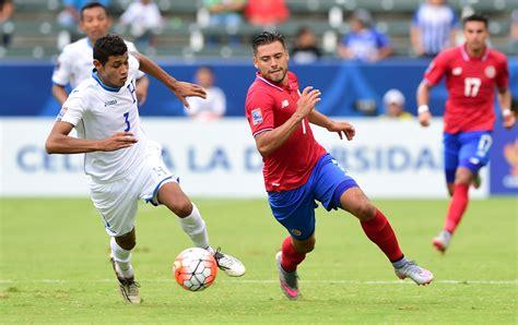 Costa Rica Football Team 9 Costa Rica Squad Falls In Last Minute To