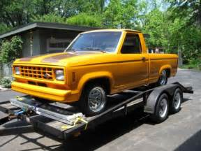 Ford Ranger Truck 1987 Ford Ranger Truck For Sale Photos Technical