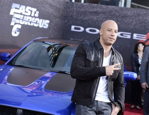 Wallpaper Vin 10 214 by Vin Diesel Shares Fast Furious 7 Combat