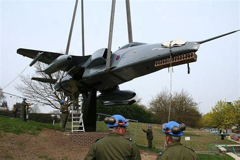 Bomber Lucky Gate Premium prototype jaguar xw563 preserved outside norfolk county ghosts media