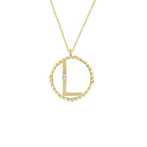 pendant l yellow gold initial l pendant road jewellery