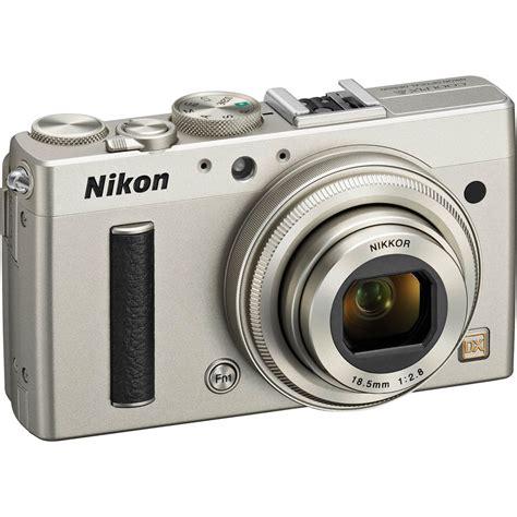 nikon coolpix a nikon coolpix a digital silver 26424 b h photo