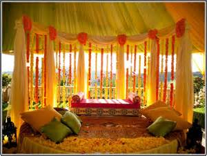 Wedding Home Decorations by Chennai Marriage Planners