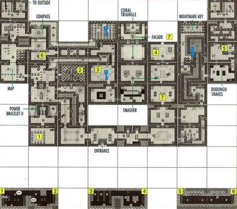 legend of zelda live map link s awakening maps zelda xtreme