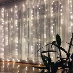 Weihnachtsdeko Fenster Led Vorhang by Die Besten 25 Lichtervorhang Ideen Auf Licht