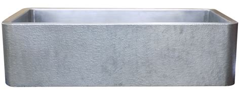 hammered stainless steel farmhouse sink hammered apron sinks lightsmith