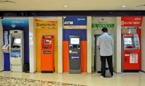 Mesin Atm Bank bank mandiri dan kepolisian ungkap pelaku skimming