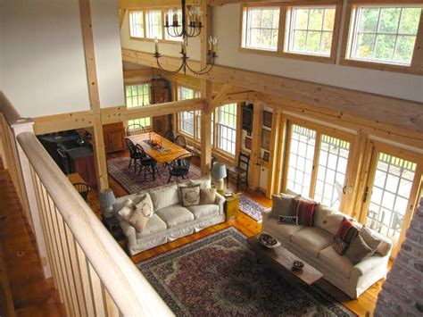 pole barn home interior pole barn house designs the escape from popular modern