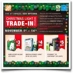 home depot light recycling fashionchicsta eco options trade in lights at