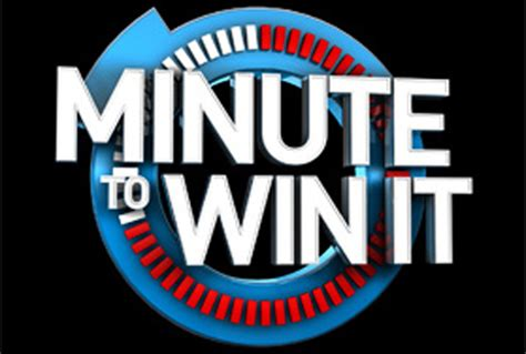 minute to win it template minute to win it