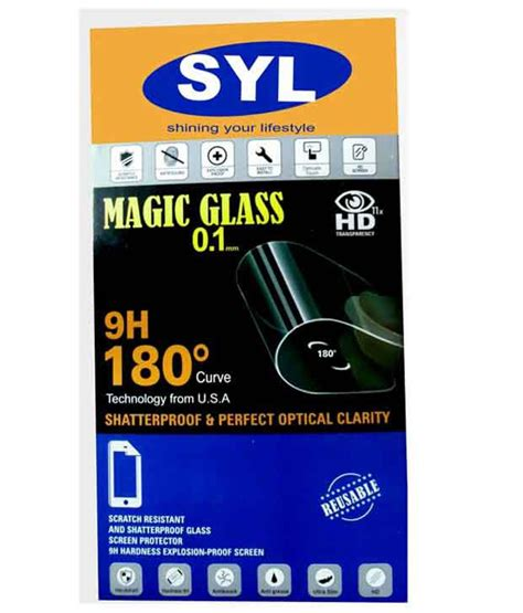 Tempered Glass Blackberry Z30 Screen Guard 1 Blackberry Z30 Tempered Glass Screen Guard By Syl Buy
