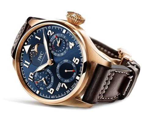 "IWC Limited Edition Pilot Watches Celebrate ""The Little Prince"" Birthday   aBlogtoWatch"
