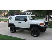 Any One Have 6 Inch Lift With 33  Toyota FJ Cruiser Forum