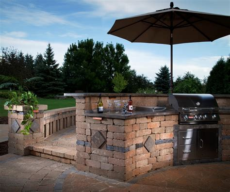 barbecue backyards designs essentials for a stress free backyard bbq install it direct