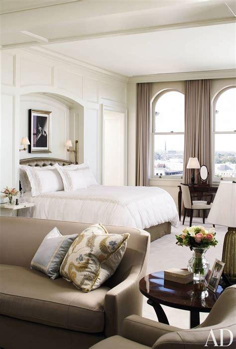 traditional bedroom  monique gibson interior design llc