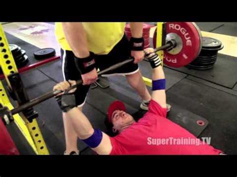 anderson silva bench press increasing bench press fitness mma blog uk