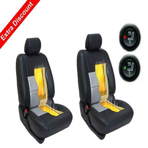 universal heated seat kit 2 seats install universal switch seat heater heated