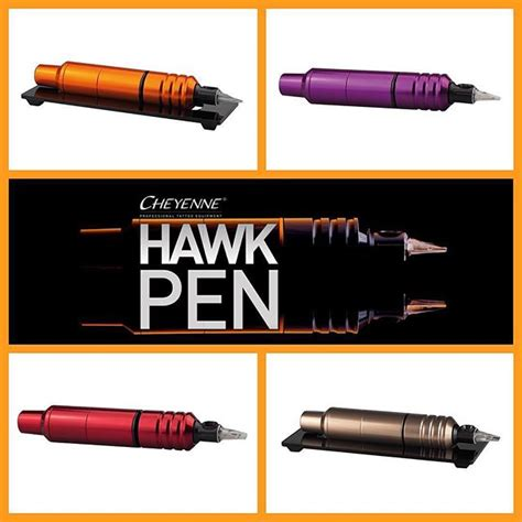 cheyenne hawk pen bronze color made for tattoo artists cheyenne hawk pen carantania tattoo