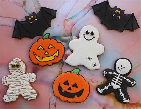 imagenes galletas halloween esqueletos viros y todos son galletas fotos de