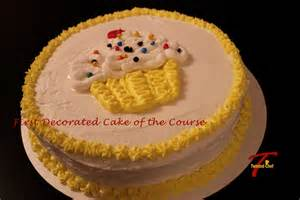 In Cake Decorations by Wilton Cake Decorating Basics Course Part 2 Lessons
