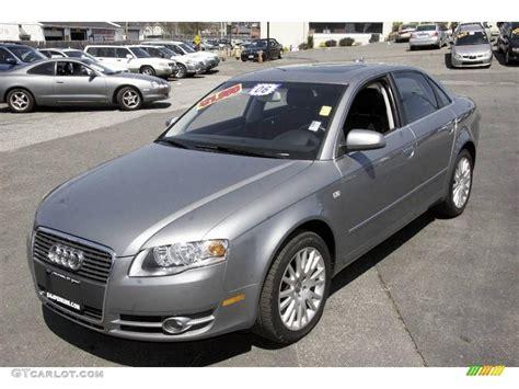 2006 audi a4 colors 2006 quartz gray metallic audi a4 2 0t quattro sedan
