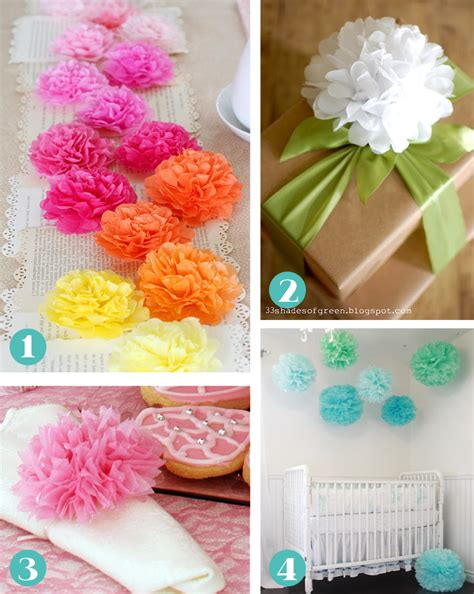 Flower Using Tissue Paper - the craft patch tissue paper flowers the ultimate guide