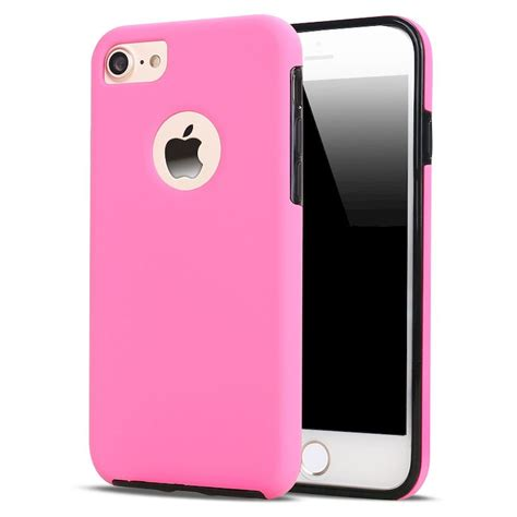 wholesale iphone    slim full protection case hot pink