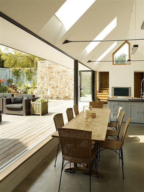 kitchen design jersey channel islands maison frie au four by ccd architects home decorating guru