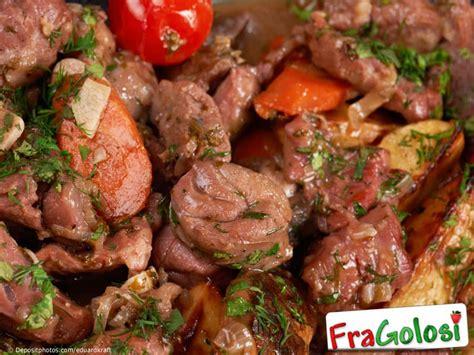 cucinare il capretto ricette capretto in umido ricetta di fragolosi it
