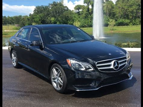 2014 Mercedes E550 4matic by Overview 2014 Mercedes E550 4matic
