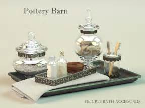 max pottery barn filigree bath